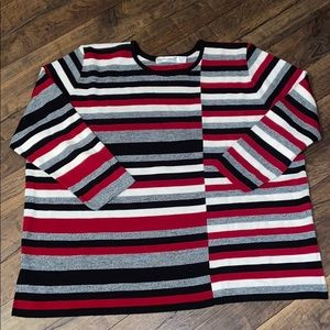 Karen Lessly Sweater Sz 3XWP